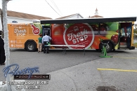 custom food truck builder manufacturer vending mobile concessions trailer prestige trucks - the fresh bus stop #10