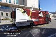 custom food truck builder manufacturer vending mobile concessions trailer prestige trucks - twisted plates food truck #4
