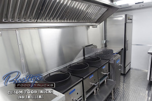 food truck interior gallery #7 custom food truck builder manufacturer vending mobile concessions trailer prestige trucks