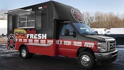 jimmy johns food truck